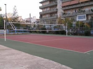 Γήπεδο Volley